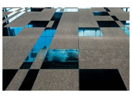 中国黑铺设地板