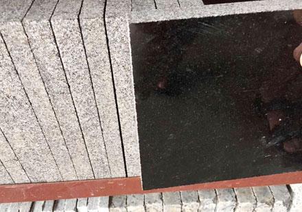 2019生产的四川黑方形板