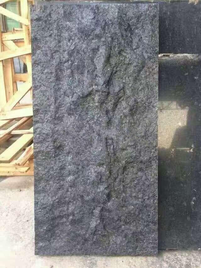 珍珠黑蘑菇石自然面