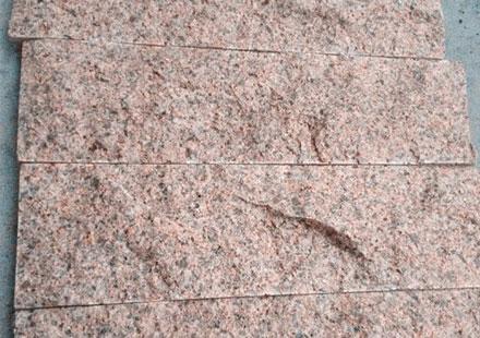 沙漠棕长方形凹凸板