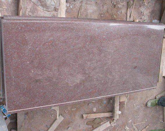 寿宁红台面(表面磨光一边粘厚条磨光)