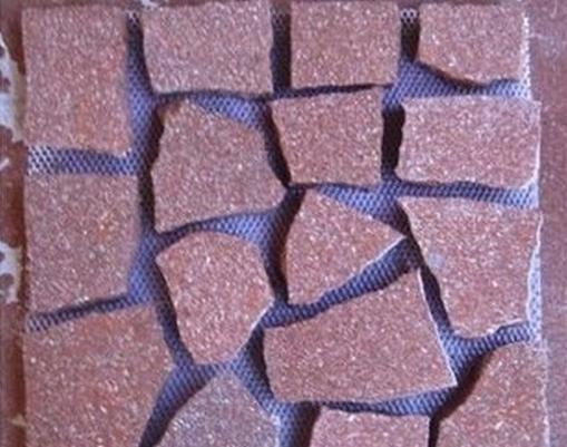 寿宁红乱型拼块