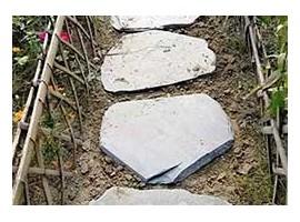 滨州青石碎拼板