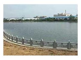 滨州青石石栏杆安装案例