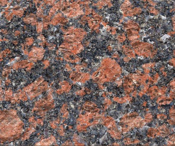 长方形古典棕石板1