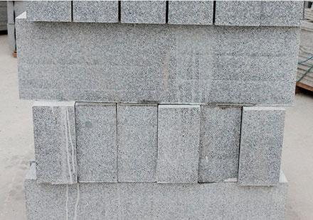 章丘灰长方形石板