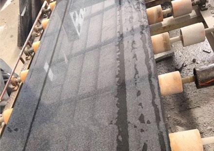 章丘黑磨光板加工