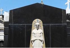 教堂景观工程(山西黑异型装饰)