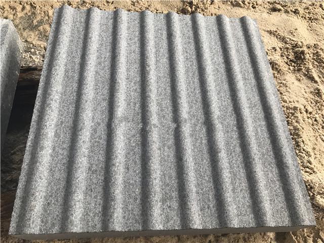 珍珠黑(喷沙面)石板