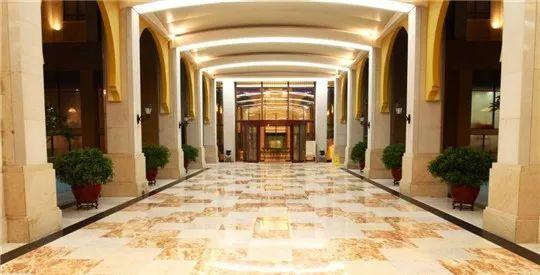 橙皮红——珠海海泉湾大酒店