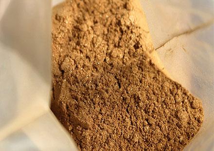 100目黄金蛭石粉