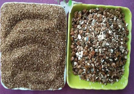 厂家批发各种尺寸的园艺蛭石