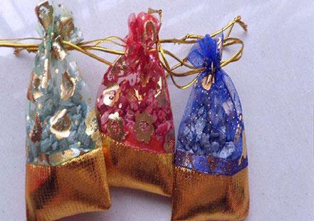 蛭石香芬与香包