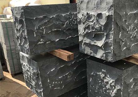 蒙古黑石材最难生产的三款产品