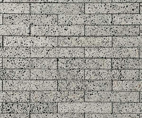 火山岩黑洞石筑非承重墙砖块2