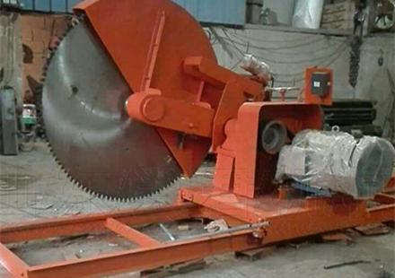 荒料切割机-新型KS-1800开山锯石机