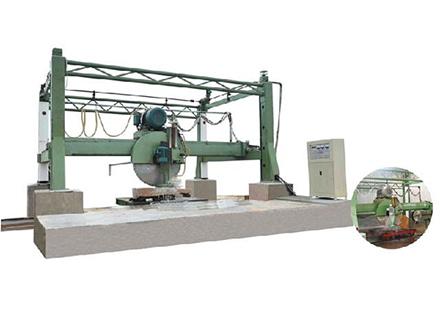 板材切割机:GS-3500型大理石双向切割机