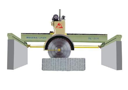 ZQJ-2200型桥式组合锯