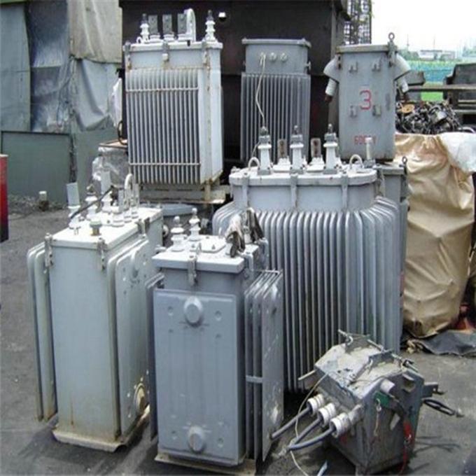 废旧工厂设备回收