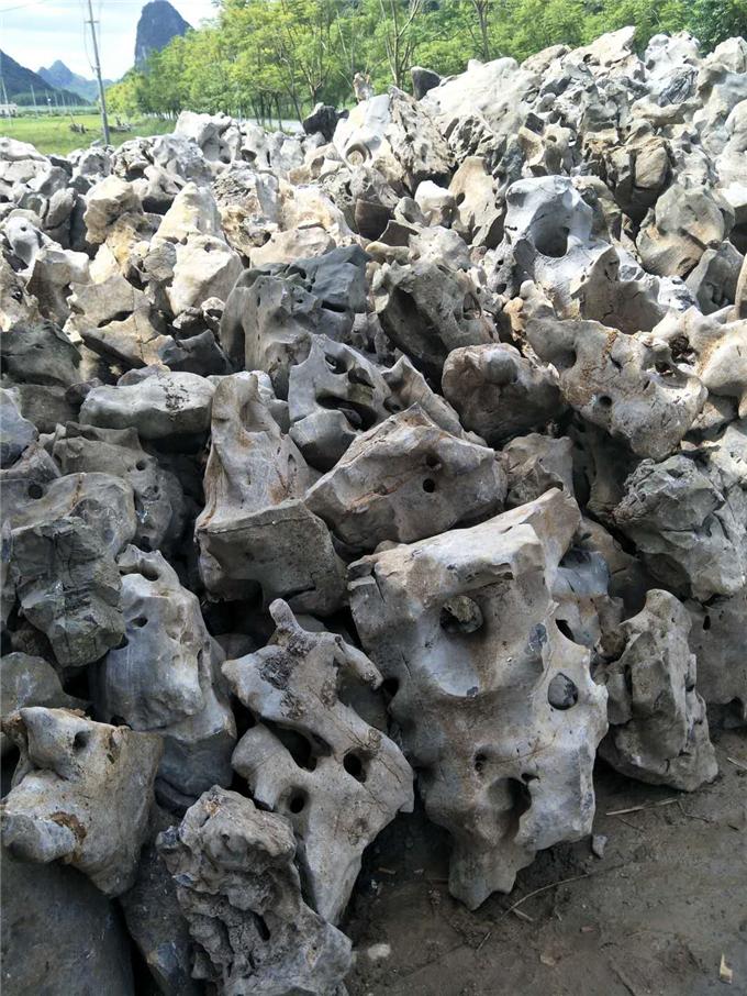 太湖石大量批发