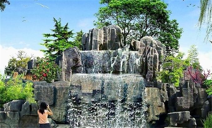 景观石设计