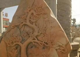 别墅、园林装饰泰山石雕