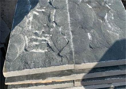 外墙干挂石蒙古黑自然面厂家批发