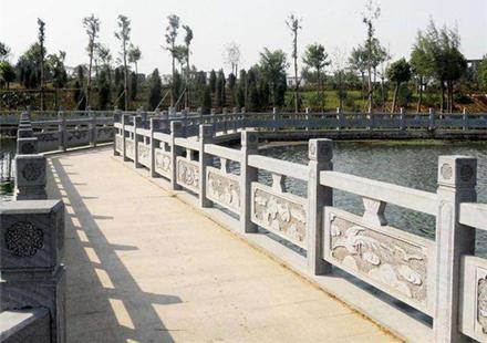 章丘黑最新雕刻桥栏板厂家供货